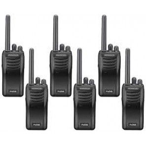 Kenwood TK-3501 Analogue ProTalk 446 - Six Pack