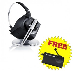 Sennheiser DW Office ML + FREE Handset Lifter