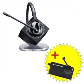 Sennheiser DW Pro 1 ML + Handset Lifter