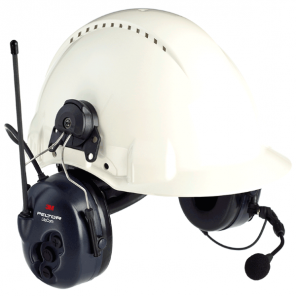 3M Peltor LiteCom With Helmet Attachment