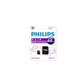 Philips Micro SD Card 64 GB