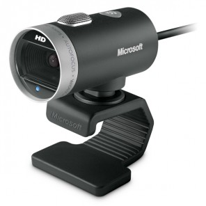 Microsoft Lifecam Cinema Widescreen Webcam