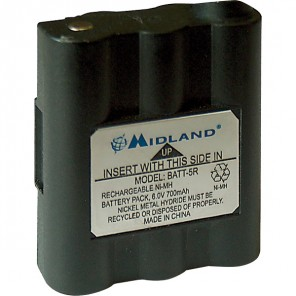 Battery for Midland G7 and Atlantic Radios