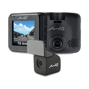 Mio C380 Dual Dash Cam