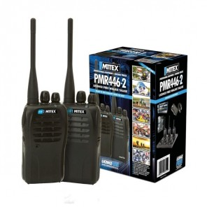 Mitex PMR446 Two-Way Radio - Twin Pack
