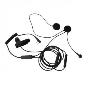 Mitex Closed Face Helmet Mic Kit