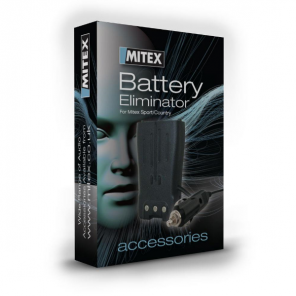Mitex HD and 446X Battery Eliminator Pack