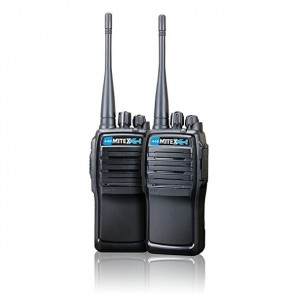 Mitex PMR446 Xtreme2 Two-Way Radio - Twin Pack Radios
