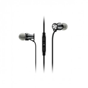 Sennheiser MOMENTUM In-Ear Earphones - Black Chrome