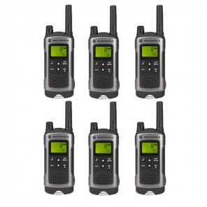 Motorola TLKR T80 - Six Pack