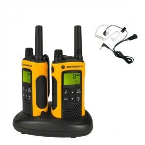 Motorola TLKR T80 Extreme + 2 Bodyguard Kits