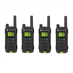 Motorola XT180 Two Way Radio Quad