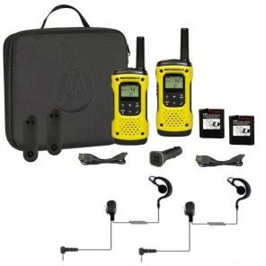 Motorola T92 H2O + 2 Ear Hook kits