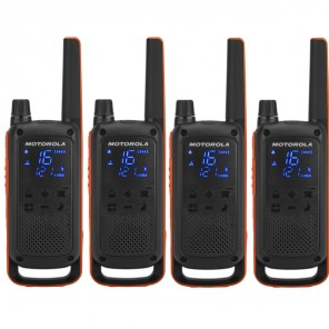 Motorola Talkabout T82 Quad Pack