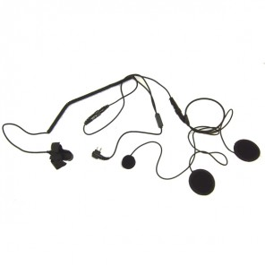 Closed Face Helmet Mic for 2-Pin Motorola Radios