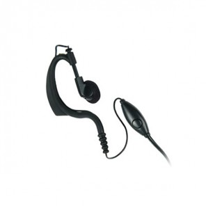 Ear Hook Kit With Mic for Motorola 1-Pin Radios