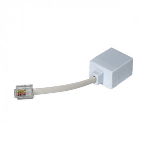 Orchid Telecom BT 10cm Socket Adapter