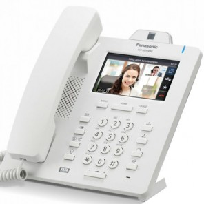 Panasonic KX-HDV430 IP Video Phone - White