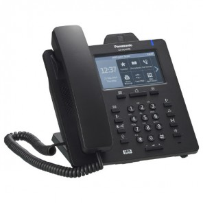 Panasonic KX-HDV430 IP Video Phone- Black