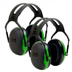 Peltor X1 Ear Defenders - Two Pack