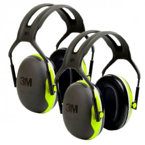 Peltor X4A Ear Defenders - Two Pack