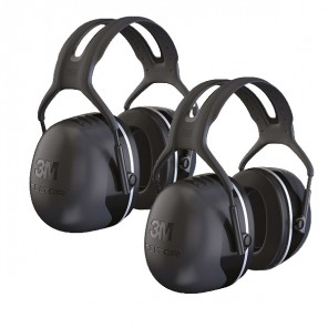 Peltor X5A Ear Defenders - Twin Pack