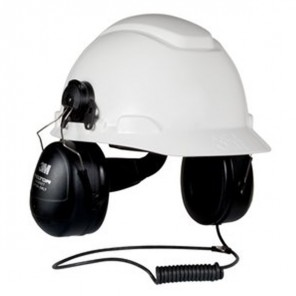 3M Peltor Listen Only Mono 2.5mm Helmet Mount