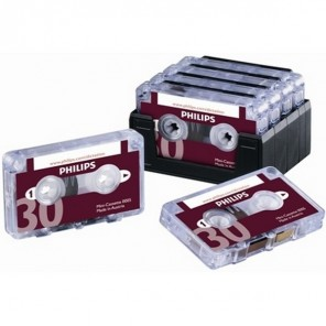 Philips LFH0005 Mini-Cassette (Single Unit)