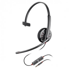 Plantronics Blackwire C215 Mono Headset