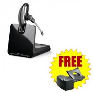 Plantronics CS530 + FREE HL10 Handset Lifter