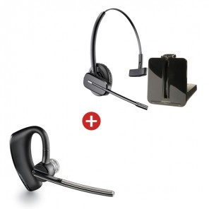 Plantronics CS540 + Voyager Legend