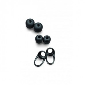 Gel Eartips for BackBeat GO 2 (Black)