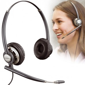 Plantronics EncorePro HW720 Duo Headset (2)