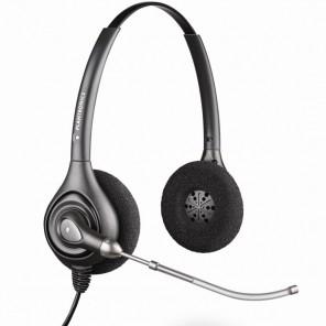 Plantronics SupraPlus HW261/A Duo Corded Headset