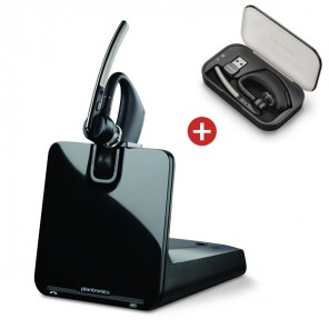Plantronics Voyager Legend CS + Charger Case
