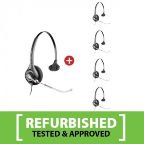 Plantronics SupraPlus H251A Refurb Five Pack