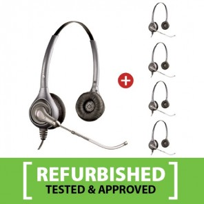 Plantronics SupraPlus H261/A Duo Refurb (5 Pack)