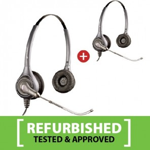 Plantronics SupraPlus H261/A Duo Refurb (2 Pack)