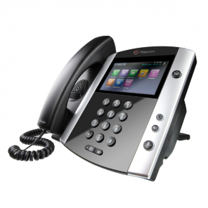 Polycom VVX 600 MS Skype for Business (2)