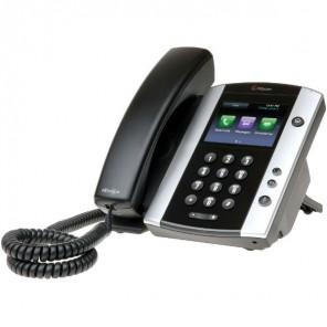 Polycom VVX 501 VoIP Desktop Phone