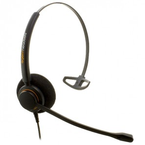 Agent AP-1 Mono Noise-Cancelling Corded Headset