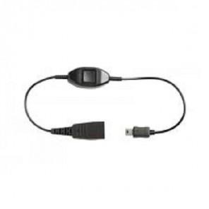 GN Jabra QD to Mini-USB Cord for Mobiles (30cm)