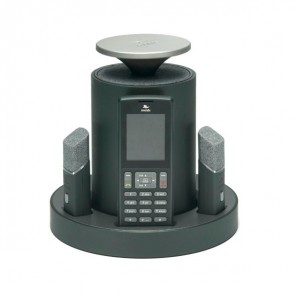 Revolabs FLX2 VoIP with two Directional Tabletop Microphones