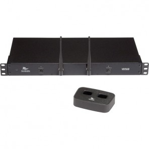 Rackmount HD 2-Channel system