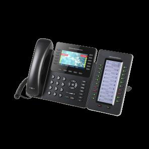 Grandstream GXP2170 + 1 extension module GXP2200 EXT