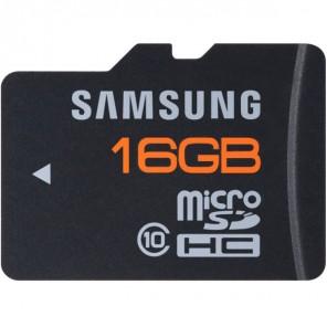 Samsung 16GB MicroSD Card