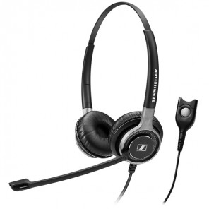 Sennheiser SC 668 Duo Corded Headset (2)