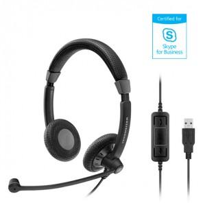 Sennheiser SC 70 USB MS Binaural Headset