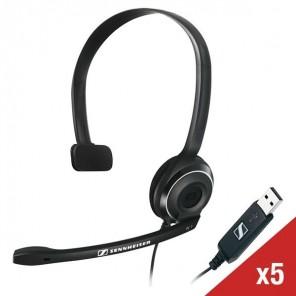 Sennheiser PC 7 USB x5