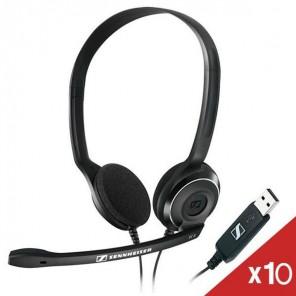 Sennheiser PC 8 USB - 10 Pack